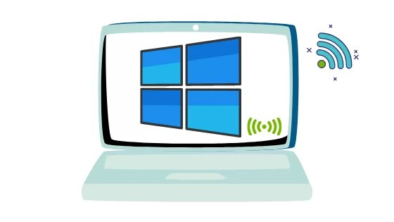 How to Use Wi-Fi Hotspot on Windows 10 Without ANY Software