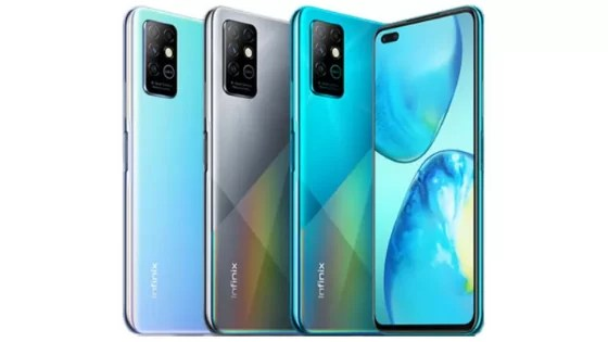 Infinix Note 8i Full Specifications and Price
