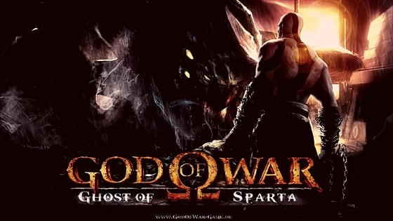 Latest God of War (Ghost of Sparta) PPSSPP ISO Free Download