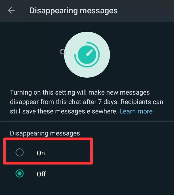 WhatsApp Disappearing Messages Now Live: How to Use on Android, iOS