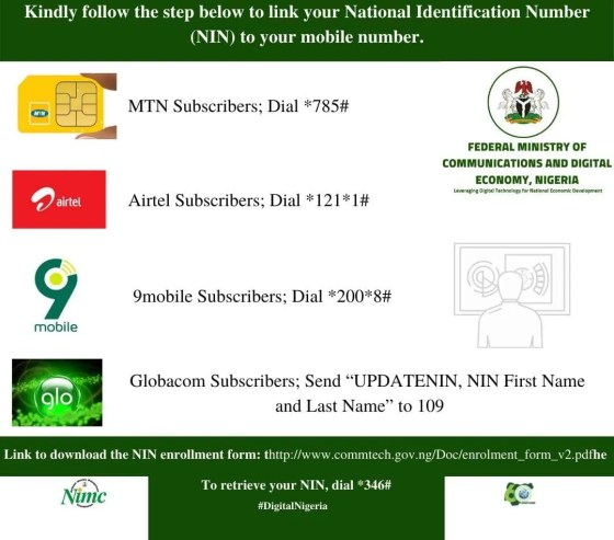 How to Replace a Lost National Identity Number (NIN) Slip
