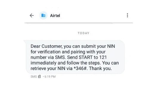How to Link NIN with Mobile Number Online & USSD