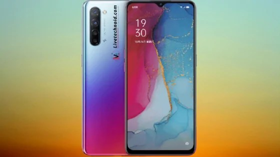Oppo Reno 3 Full Specifications and Price