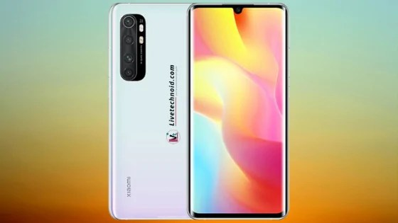 Xiaomi Mi Note 10 Lite Full Specifications and Price