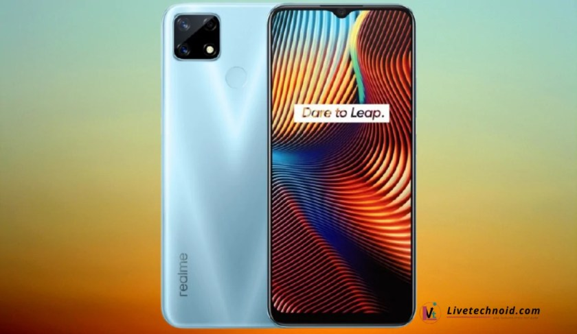 Realme C25 Full Specifications and Price