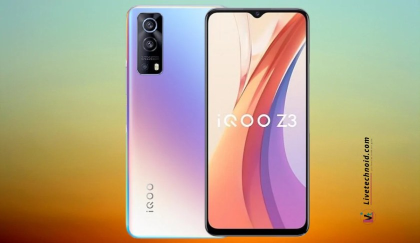 Vivo QOO Z3 Full Specifications and Price