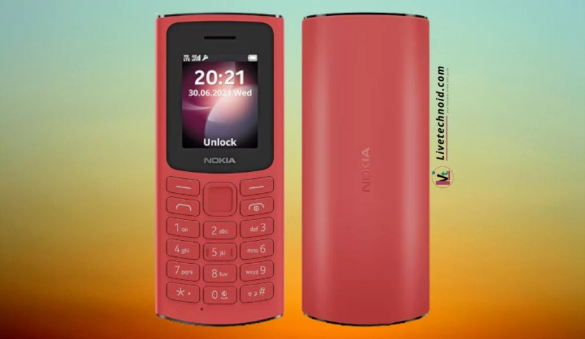 Nokia 105 4G Full Specifications and Price