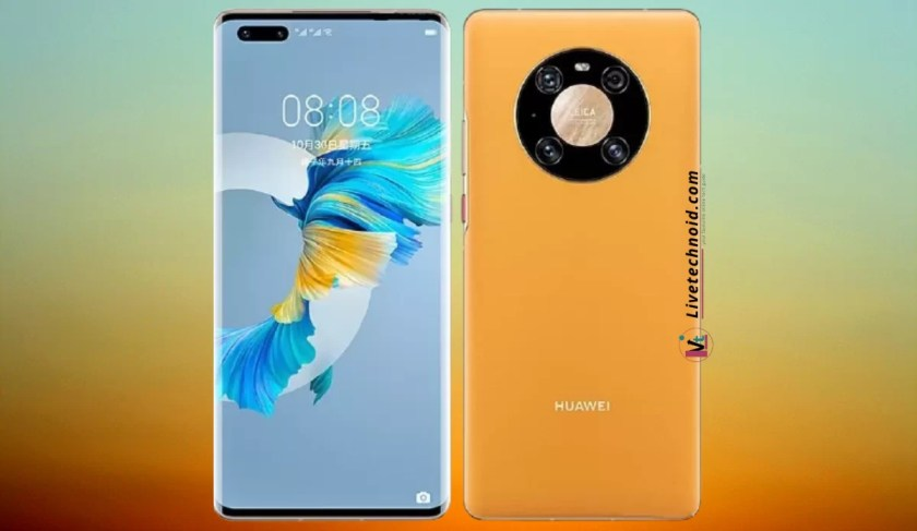 Huawei Mate 40 Pro 4G Full Specifications and Price