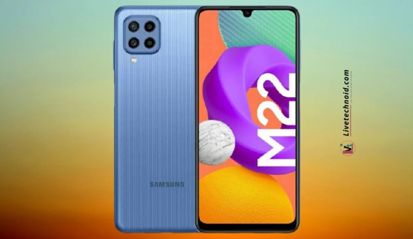 Samsung Galaxy M22 Full Specifications and Price