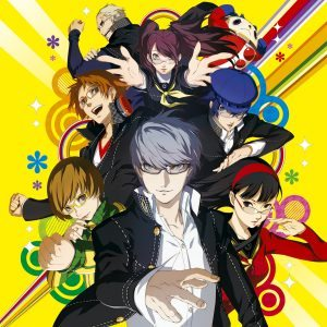Picture of Persona 4. Healthcare is a team effort.