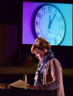 Teacher - Maria Crocker