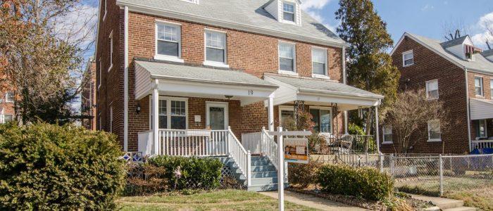 Lyon Park Homes for Sale