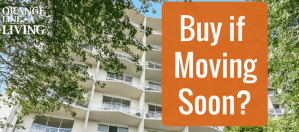 Should I Buy if I'm Moving Soon? Ask the Agent