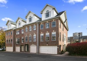 Ballston Village Townhouse Just Listed: 1110D North Stafford Street