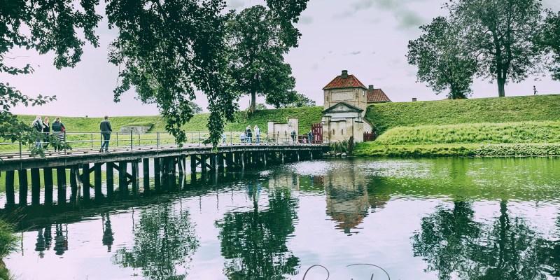 Kastellet – My first visit to Copenhagen fortress