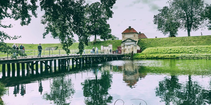 Kastellet – My first visit to Copenhagen fortress
