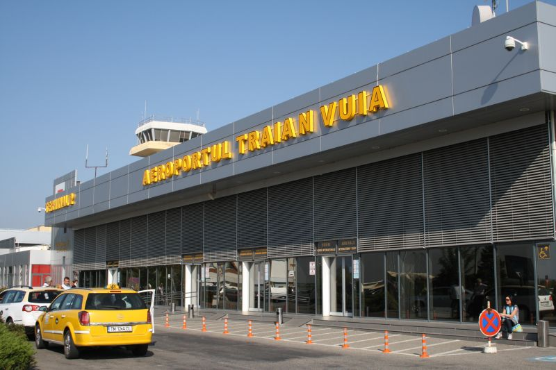aeroport int timisoara