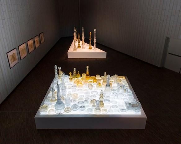 Exempel på installationskonst av David Svensson.