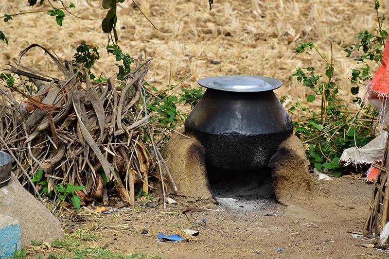 Rural stove