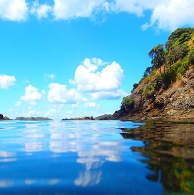 Bay of Islands, NZ (taken with Olympus Tough TG1)