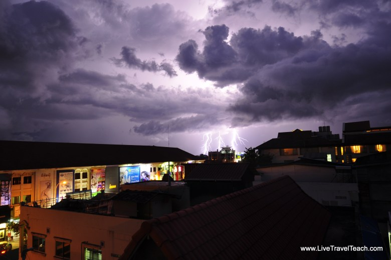 3 Lightning in Siem Reap