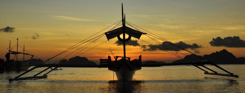 El Nido Boat