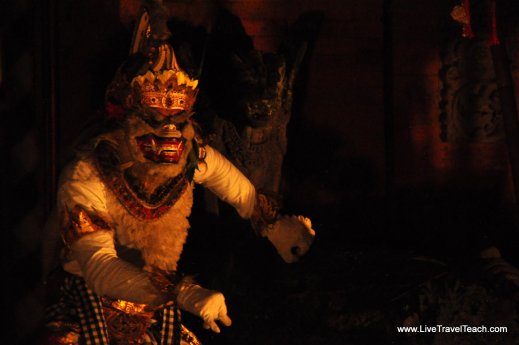 Kecak Fire Trance Dance - Dress Men