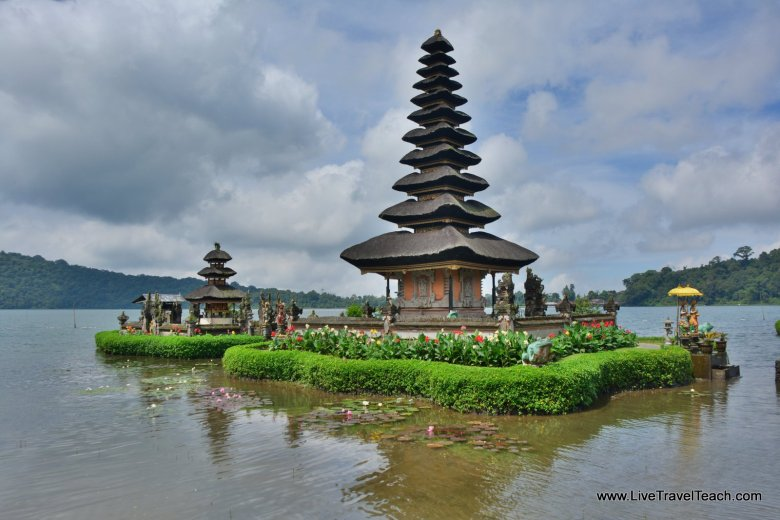 Bedagul Temple