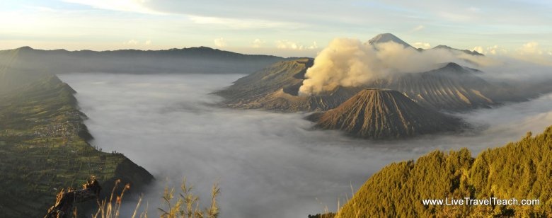 Mount Bromo Panorama Sunrise-001