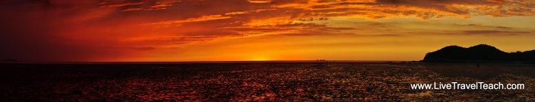 Muuido Sunset Panorama 6-001