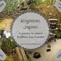 Koyasan Japan Guide