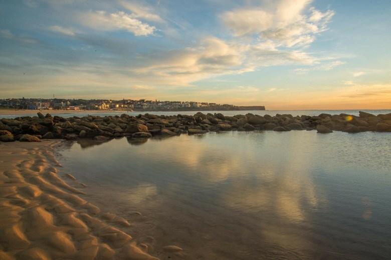 Sydney Maroubra beach