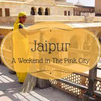 Weekend in Jaipur