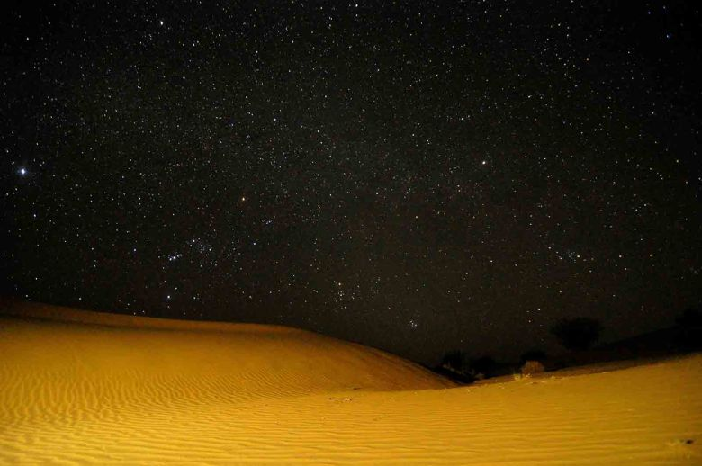 night safari jaisalmer