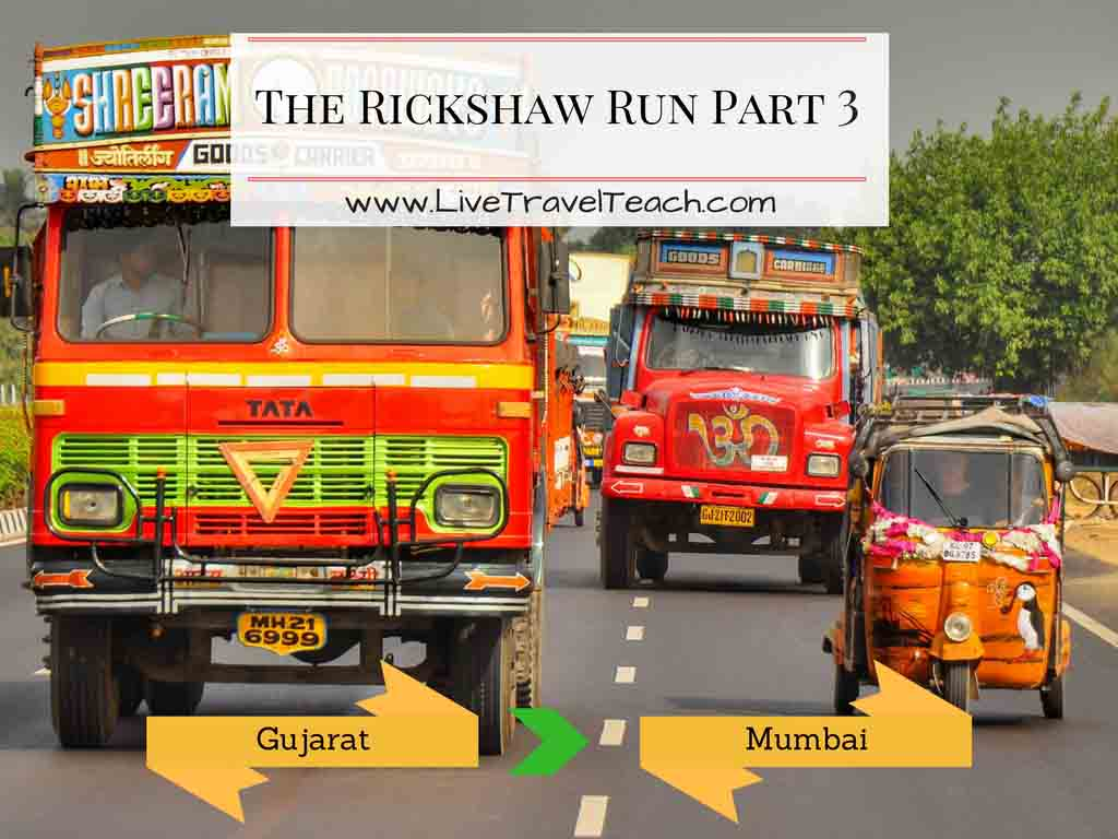 The Rickshaw Run - Gujarat to Mumbai