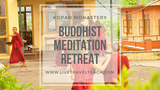 Kopan Monastery - Buddhist & Meditation Retreat