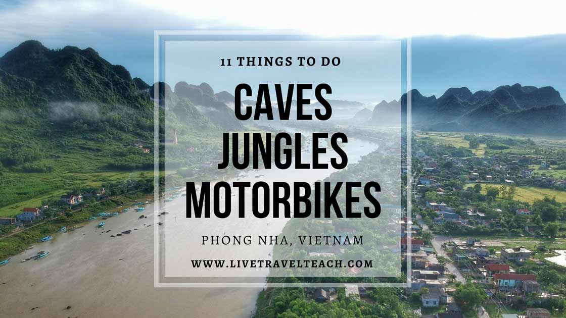 11 Things to do in Phong Nha, Vietnam