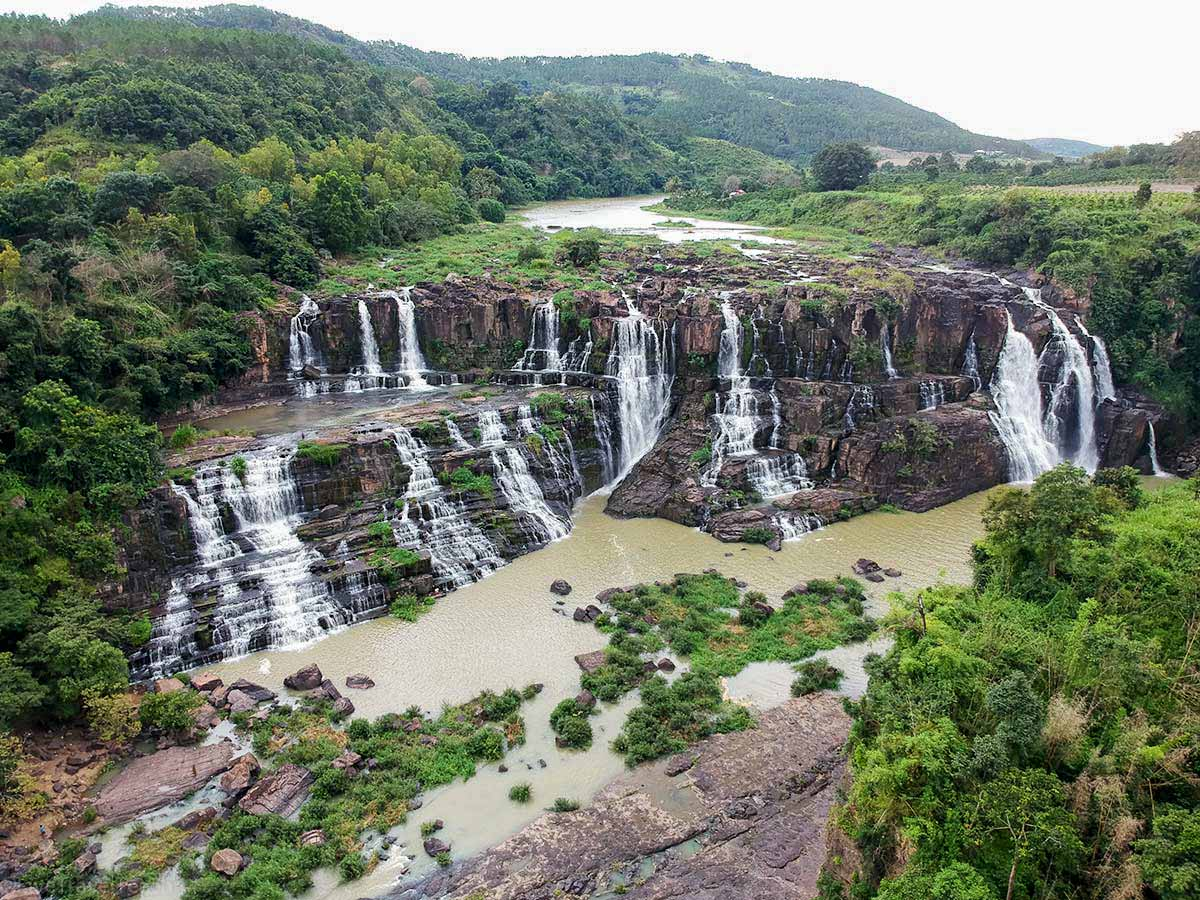 3 Must-See Waterfalls in Dalat, Vietnam