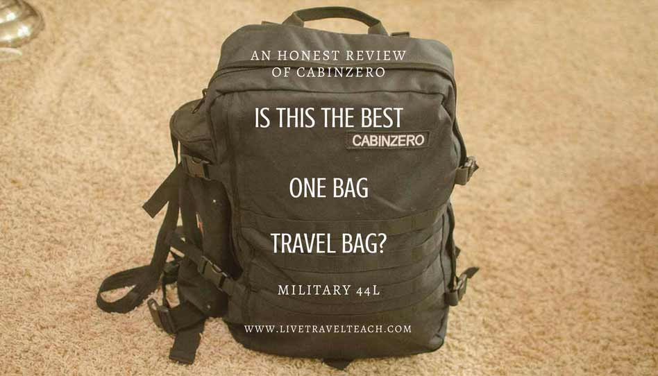 Is This the Best One Bag Travel Bag?