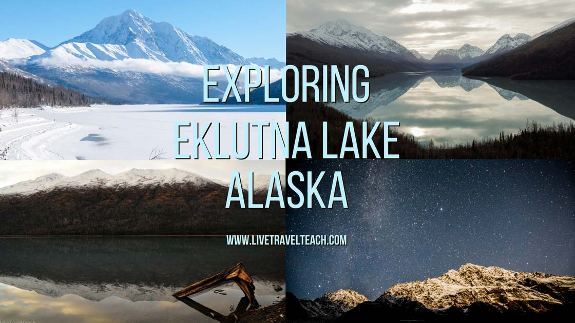 Exploring the Eklutna Lake Trail