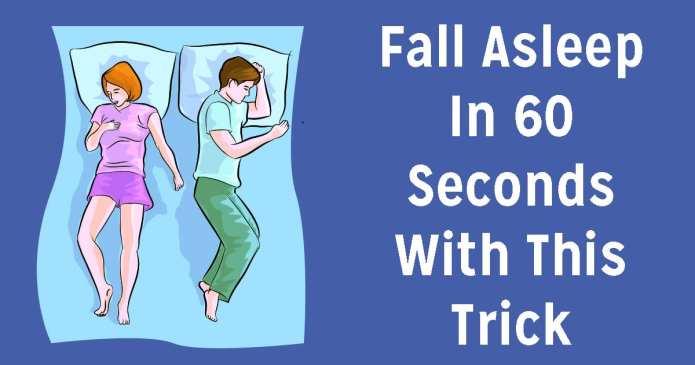 Cum să adormi în 60 de secunde – tehnica de respirație 4-7-8