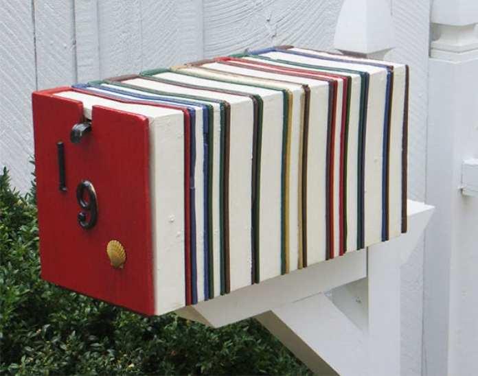 Aceste căsuțe poștale sunt atât de creative încât și vecini au fost surprinși