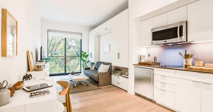 Cum poți să-ți transformi un spațiu mic într-o fermecătoare locuință?