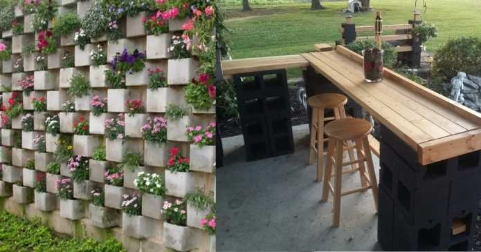 Vreți să vă faceți casa mai distractivă? Iată câteva facilități pe care le puteți construi cu ciment