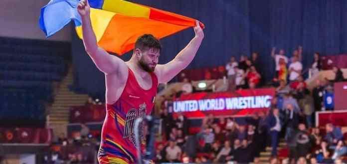 AUR pentru Romania, Alin Alexuc-Ciurariu este noul campion european la lupte greco-romane
