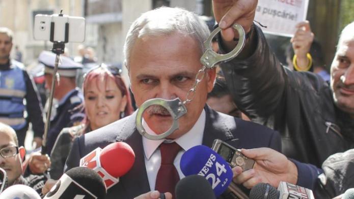Liviu Dragnea, condamnat la 3 ani şi sase luni . Decizia este definitivă !