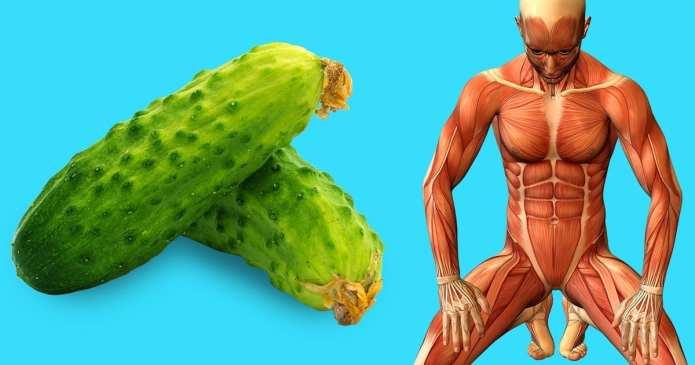 13 lucruri care se pot întâmpla cu corpul dvs. dacă începeți să mancati un CASTRAVETE pe zi