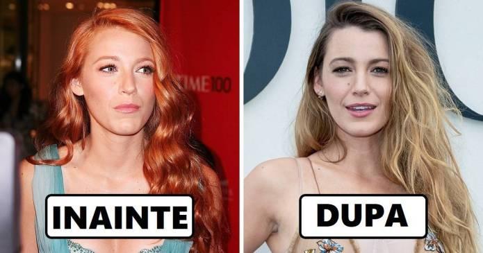 15 femei celebre care s-au transformat total după ce și-au schimbat culoarea părului