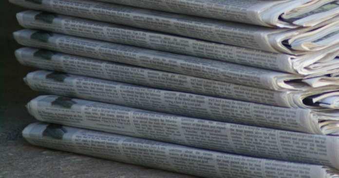 Cele mai neașteptate moduri de utilizare a ziarelor vechi!