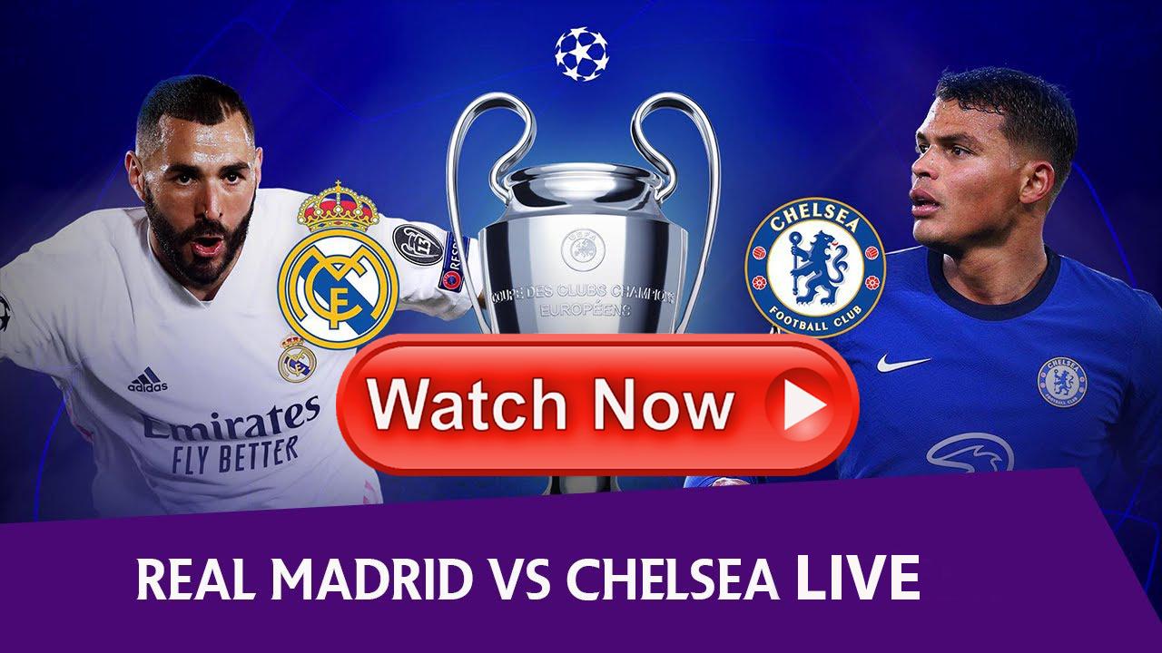 UEFA Champions League Semi-Finals 2021 Live Stream - Watch ...